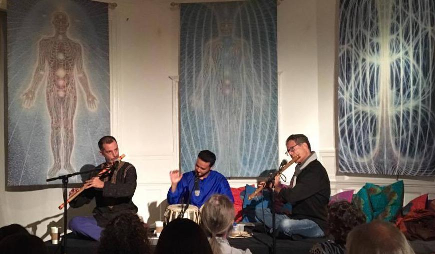 Steve Gorn Eric Fraser Shivalik Ghoshal For CHH