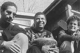 Michael Cain, Jack DeJohnette, Steve Gorn