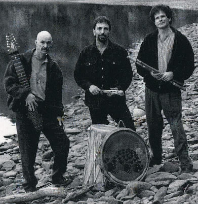 Tony Levin, Jerry Marotta and Steve Gorn