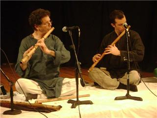 Bansuri Jugalbandi in Brooklyn