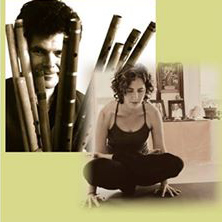 A Special Yoga Class with Nicole Lewitan and Steve Gorn
