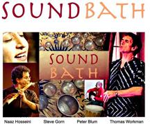Soundbath at Unison Arts