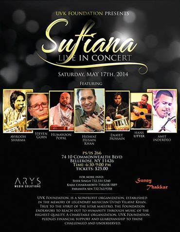 Sufiana – Live in Concert