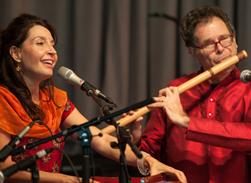 Gina Salá & Steve Gorn in Concert