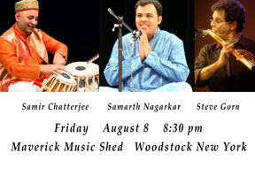 Indian Music at the Maverick