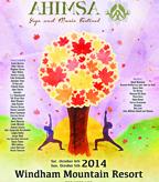 Ahimsa Yoga & Music Festival