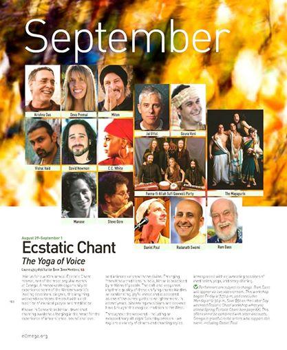 Omega Ecstatic Chant