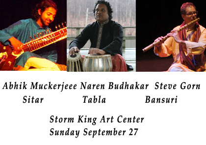 Indian Ragas at Storm King