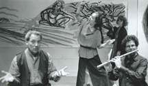 Naropa Arts: the early years