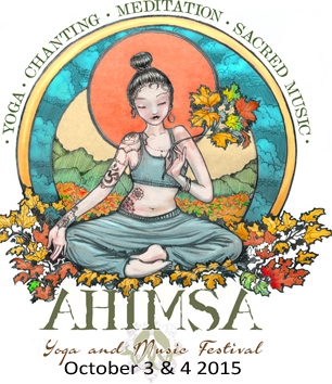 Ahimsa Yoga and Music