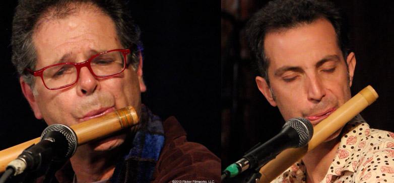 Eric Fraser & Steve Gorn – Luminous Ragas
