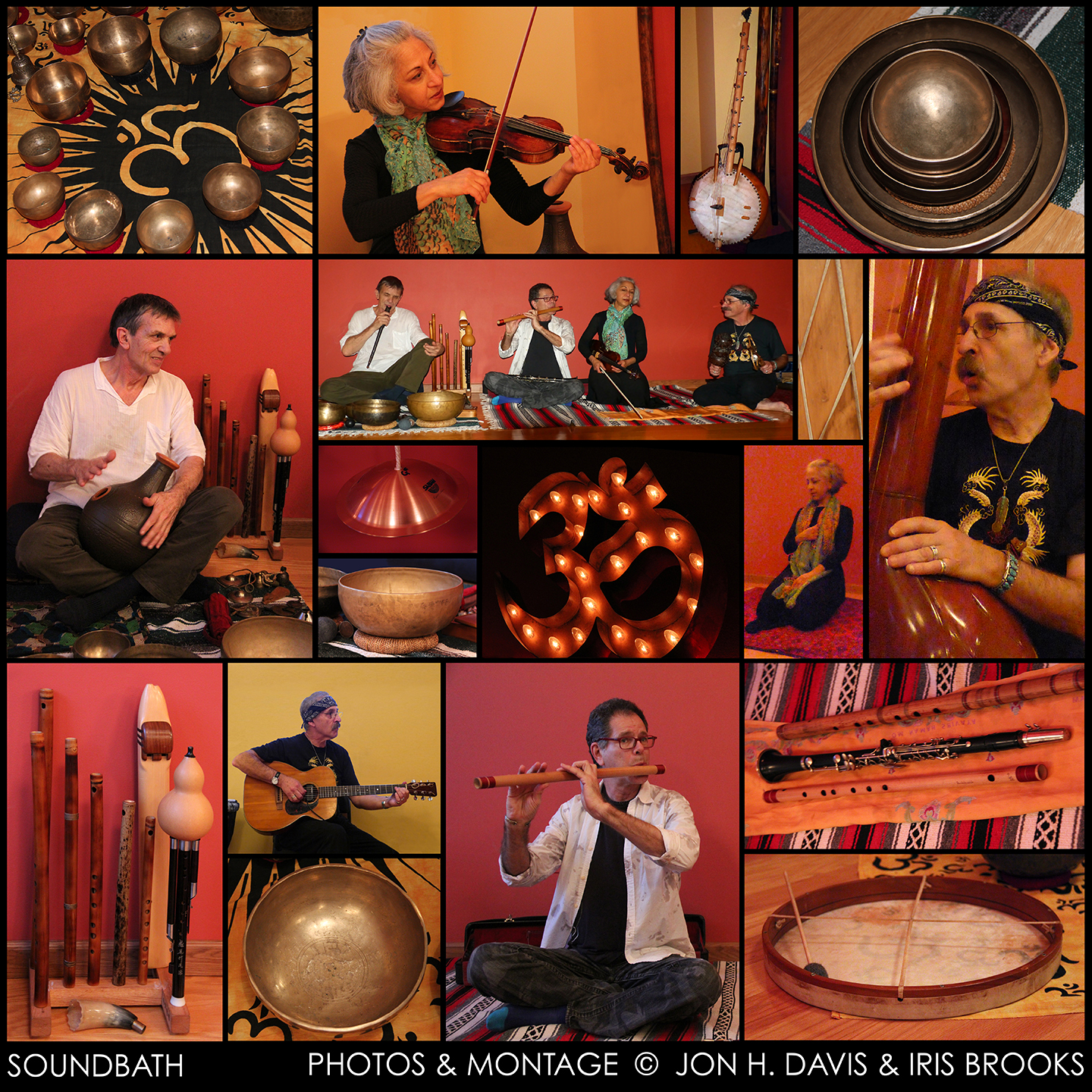 Solstice SoundBath in Woodstock